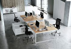 Corporate Office Decorating Ideas is enormously important for your home. Whether you choose the Corporate Office Decorating Ideas or Modern Home Office Design, you will create the best Corporate Office Design Workspaces for your own life. Corporate Office Design, Open Office Design, Office Interior Design, Office Interiors, Office Designs, Open Space Office, Bureau Open Space, Loft Office, Workspace Design