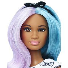 Barbie® Fashionistas™ 42 Blue Violet Doll & Fashions - Petite  - 2016