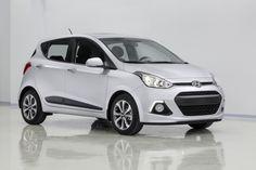 Hyundai : premières images officielles de la nouvelle i10