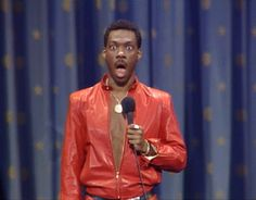 Eddie Murphy was ranked No. 10 on Comedy Central's list of the 100 Greatest Stand-ups of All Time.