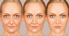 8 φυσικοί τρόποι για να σφίξετε το δέρμα στο πρόσωπο και τον λαιμό και να δείχνετε νεότερες από την ηλικία σας – Enimerotiko.gr Aesthetic Doctor, Beauty Makeup, Hair Beauty, Face Yoga, Face Treatment, Wrinkle Remover, Beauty Recipe, Face Care, Health Tips