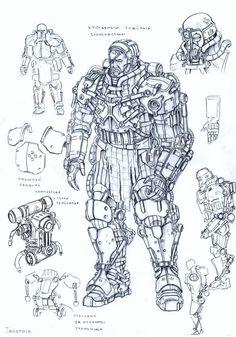 InSomnia RPG artwork by tugodoomer at deviantart
