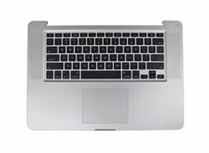 Top Case with Keyboard Backlit US 15 Macbook Pro
