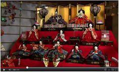 Video - Festa das Meninas no Japão