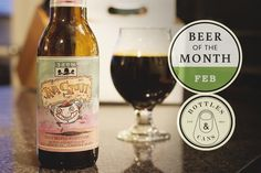 Beer of the Month - February: Bell's Java Stout Beer Of The Month, Bottle Shop, Java, Brewing, February, Culture
