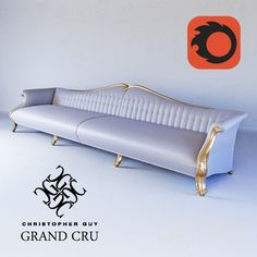 Sofa Christopher Guy, GRAND CRU Adams Furniture, Sofa Furniture, Luxury Furniture, Furniture Design, Outdoor Furniture, Corner Sofa Design, Victorian Sofa, French Sofa, Christopher Guy