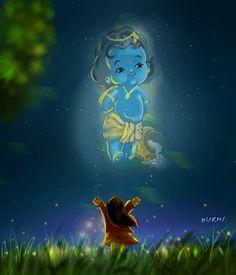 Krishna Flute, Bal Krishna, Radha Krishna Quotes, Krishna Statue, Cute Krishna, Radha Krishna Love, Krishna Mantra, Radhe Krishna Wallpapers, Lord Krishna Wallpapers