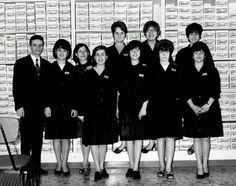 Bata Staff, location and date unknown #batashoes