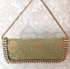 BD-Brocade Clutch Bags