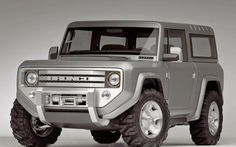 2017 Ford Bronco Specs, Price and Release Date - The strong masculine vehicle like the 2017 Ford Bronco will be the excellent option you should consider
