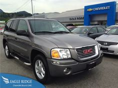 Used 2007 GMC Envoy 4WD V6 Auto w/ Sunroof for sale - Coquitlam - Eagle Ridge Chevrolet Buick GMC  http://eagleridgegm.com http://facebook.com/eagleridgegm http://twitter.com/eagleridgegm