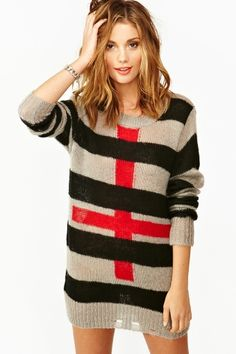 19a4f3bc84 shopping in the ladies  section since 2012 - Freddy Krueger Cross Knit