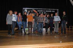 BPMZ.Biblioteca José Antonio Rey del Corral. III Maratón de narración oral de San José, 24 de mayo de 2013. El equipo que lo hizo posible