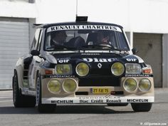 Renault 5 Turbo Maxi (1986)