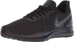 Nike Womens W in-Season TR 8 Wide, Black/Black, Cross Training Shoes, Size 9 Womens Training Shoes, Cross Training Shoes, Nike Women Workout, Nike Free Trainer, Home Sport, Stretch Bands, Workout Shoes, Womens Fashion Sneakers, Barefoot