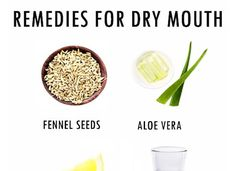 NATURAL REMEDIES TO PREVENT AND CURE DRY MOUTH