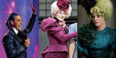 Geek Chic: Fashion Inspired by The Hunger Games - College Fashion Effie Trinket Costume, Geek Chic Fashion, Tribute Von Panem, Suzanne Collins, College Fashion, Mode Inspiration, Hunger Games, Editorial Fashion, Geek Stuff