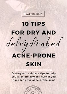 Having dry winter skin? These 10 tips for your diet and skincare will transform your skin into beautiful dewy complexion in no time! tips for dry skin Top 10 Tips For Dry And Dehydrated Acne Prone Skin Acne Skin, Oily Skin, Sensitive Acne Prone Skin, Skin Care Routine For 20s, Skin Routine, Skincare Routine, Beauty Routines, Dry Skin On Face, Flaky Skin On Face
