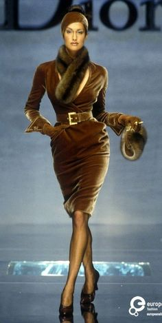 1996 Christian Dior, Autumn-Winter,Couture