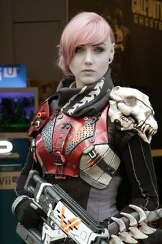 awoken cosplay destiny. Fucking awesome