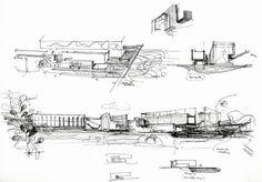 Edificio Central Jardin Botanico / Bertolino Barrado Arquitectos