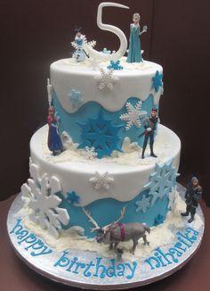 frozen birthday cakes | Frozen Movie Birthday Cakes Frozen