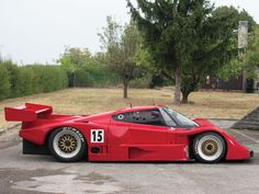 1991 Lancia LC 2 - LC2 Group C | Classic Driver Market