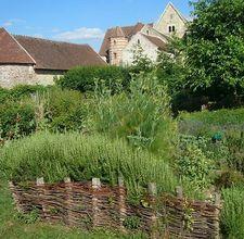 How to Design a Medieval Garden