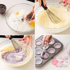 Lavender Cupcakes? Delish!