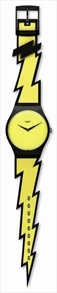 Lighting Flash - Jeremy Scott for Swatch - I feel like my boyfriend would love this!!