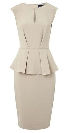 Key fashion trends of the season: Peplum details Very chic….love it…think it would be awesome in black or coral The post Key fashion trends of the season: Peplum details appeared first on Best Of Likes Share. Office Fashion, Work Fashion, Fashion Design, Fashion Trends, Fashion Details, Fashion Sets, Fashion Fashion, Fashion 2018, Trendy Fashion
