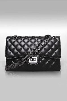 Black Quilted Vegan Handbag – Melissa Jean Boutique Vegan Handbags, Black Quilt, Leather Bag, Latest Fashion, Chanel, Shoulder Bag, Boutique, Black Comforter, Boutiques