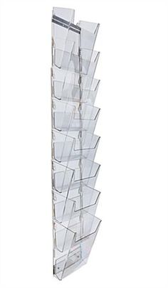 acrylic magazine rack - Google Search