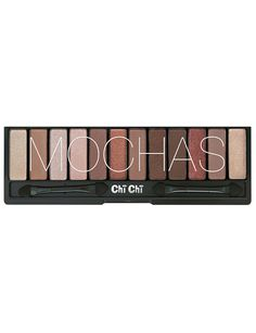 Chi Chi Glamorous Eyeshadow Palette - Mochas product photo