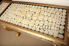 1stdibs | 19th Century Console Displaying 18th and 19th Century Intaglios