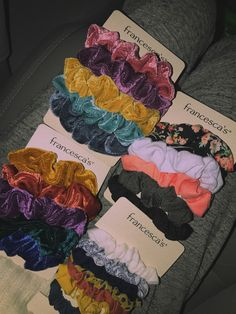 scrunchies:)) Urban Outfitters Gifts, Urban Outfitters Clothes, Teen Fashion, Beach Clothes, Girly Things, Makeup Addict, Random, Goals, Closet