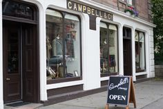 Campbell's of Beauly was established in 1858 by the Campbell family and is  still a family run business today.