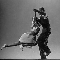 Lindy Hop (1 of 3) by Black History Album, via Flickr