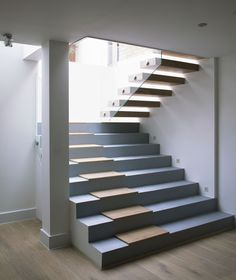 #Staircase | Architecture | Hillier Road Project