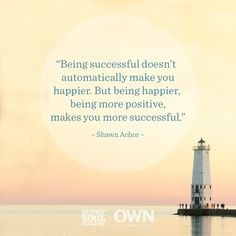 Being happier makes us more successful!! Thank you @Shawn Achor! #SuperSoulSunday pic.twitter.com/QhDMZIjMEF