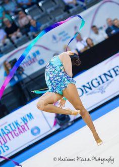 Rut Castillo (Mexico), World Championships 2015