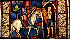 saint Martin de Tours vitrail