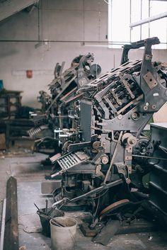 Machinerie Ancienne | Flickr - Photo Sharing!
