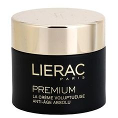 Lierac Paris Premium Cream is a superior quality anti-aging cream that fills in wrinkles to achieve noticeably younger-looking skin.