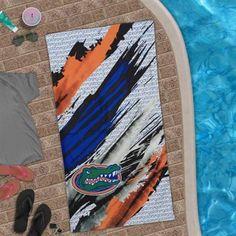 Florida Gator beach towel #FanaticsSummerWishList