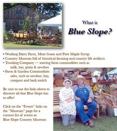Blue Slope home page Franklin, CT celebrate our agricultural history