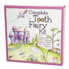 Amazon.com: Tooth Fairy Kit