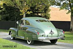 1941 Cadillac Series 61 Coupe