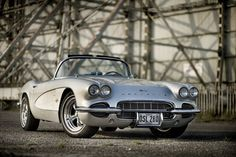 1st generation Corvette.