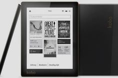 Kobo Aura Kobo's extensive online store means no lack of book loving to be had.